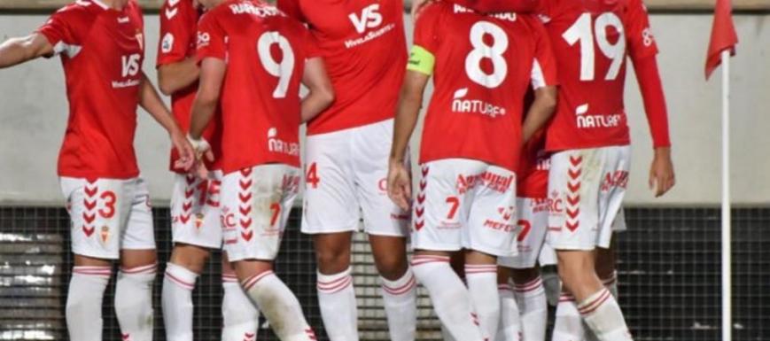 El Murcia eliminó al Talavera de la Copa Federación