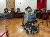 La acusada de vender cocaína en Parapléjicos: «Soy inocente, esto es peor que quedarme en silla de ruedas»
