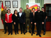 El original texto de una alumna de Talavera gana el concurso «Carta a un militar español»