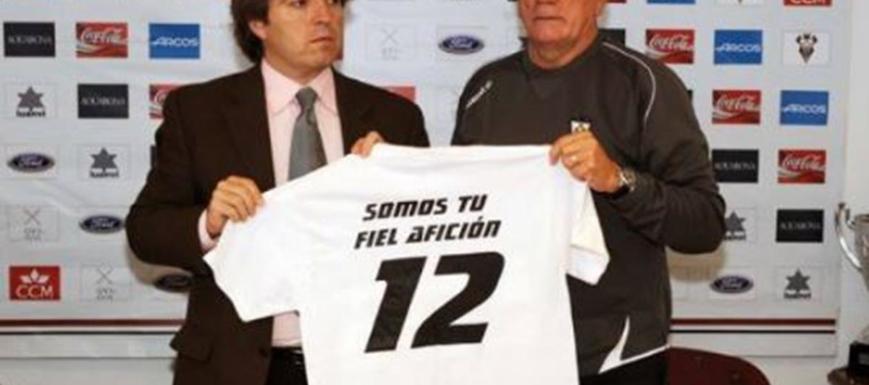 Máximo Hernández, exentrenador del Albacete, falleció