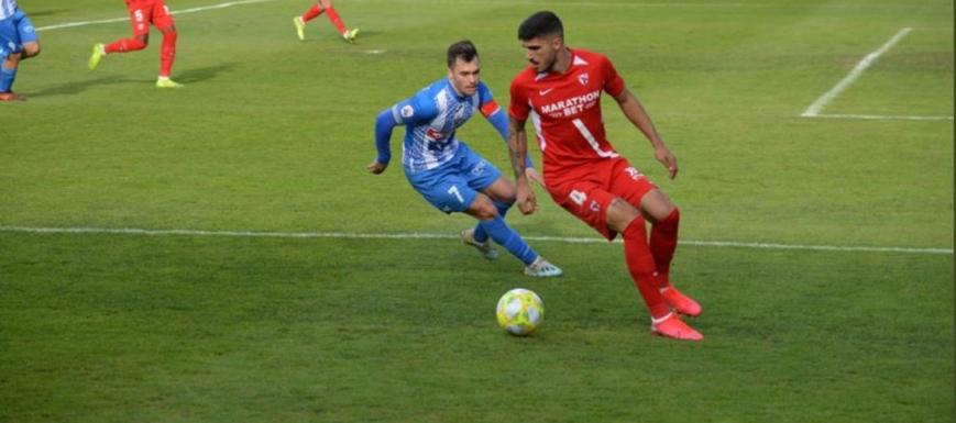Tres puntos de oro para el Talavera contra el Sevilla Atlético