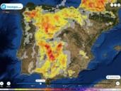 Se acerca una DANA que dejará fuertes tormentas en algunos puntos de Castilla-La Mancha